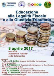 Educazione alla Legalità Fiscale e alla Giustizia Tributaria