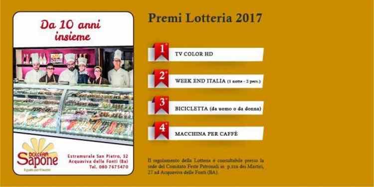 Acquaviva: Lotteria