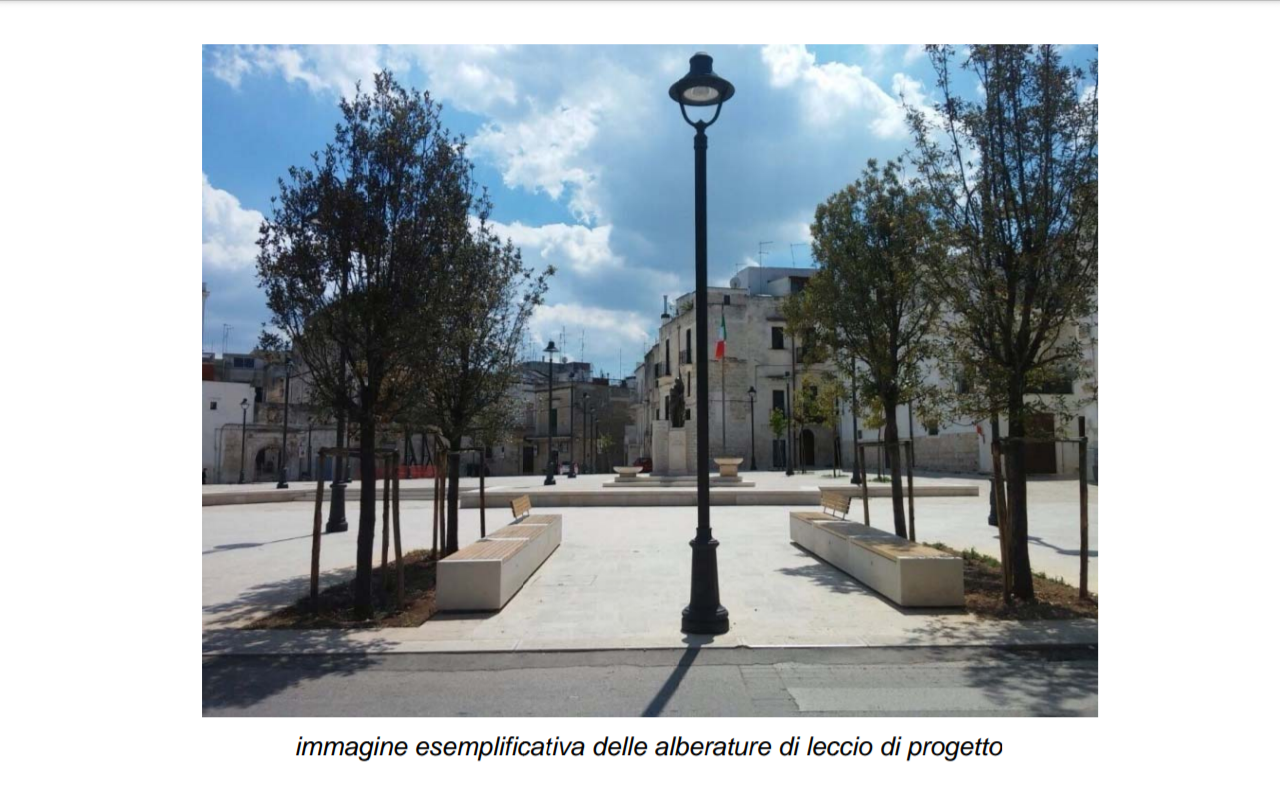 Progetto Di Arredo Urbano.Al Via Il Bando Per Il Nuovo Arredo Urbano A Piazza Kennedy