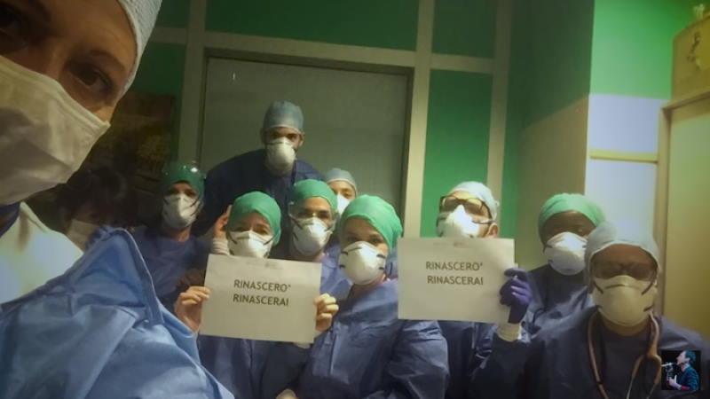 Una canzone per Bergamo ferita» Roby Facchinetti per l'ospedale ...